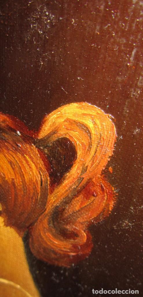 Arte: Óleo sobre lienzo de Joaquín Aracil García - J. Arga - El arte de la danza - Foto 8 - 140529530