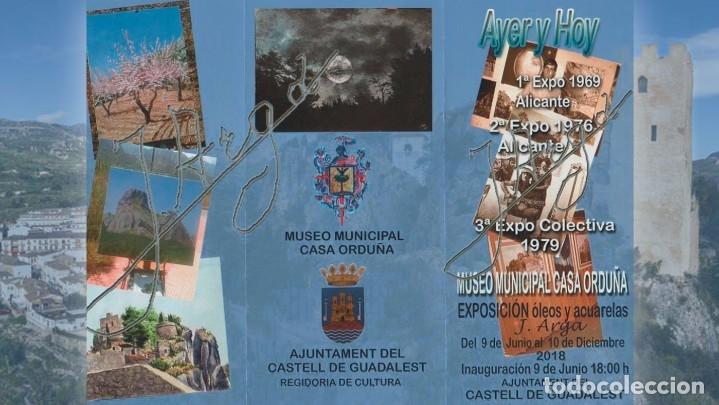 Arte: Óleo sobre lienzo de Joaquín Aracil García - J. Arga - El arte de la danza - Foto 12 - 140529530