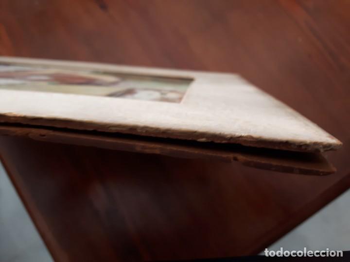 Arte: Cuadro Óleo impresionista Frances Firmado estilo Degas - Foto 6 - 140590386