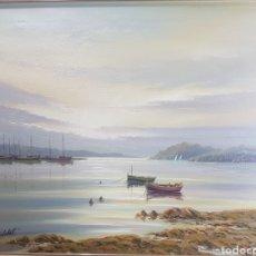 Arte: FUENTERRABIA POR SANTI AULET Y ROMA. Lote 140637653
