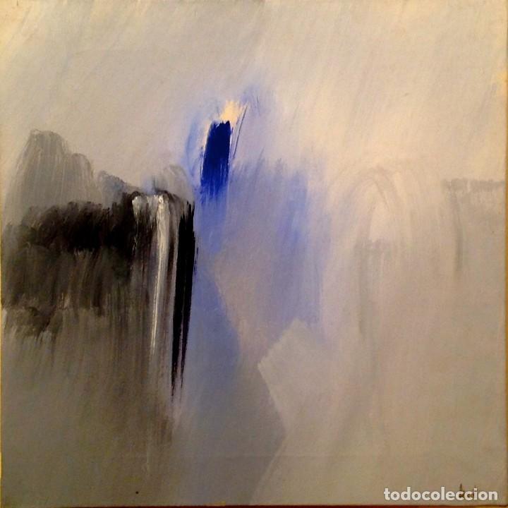 PINTURA DE ANTONI AMAT / BARCELONA -1960 (Arte - Pintura - Pintura al Óleo Moderna sin fecha definida)