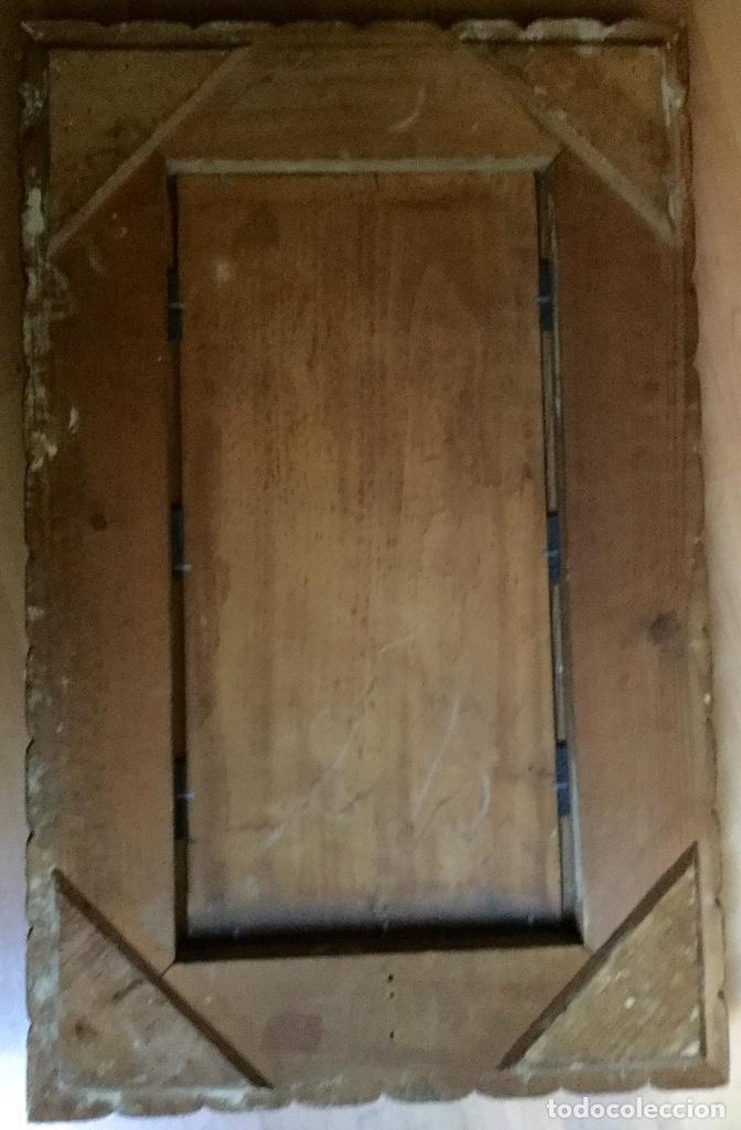 Arte: JOAN BRULL VINYOLES Óleo con retrato masculino del REPRESENTANTE DEL SIMBOLISMO CATALÁN - Foto 5 - 140769206