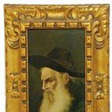 Arte: JOAN BRULL VINYOLES (BCN1863-1912) MAGNÍFICO ÓLEO DEL REPRESENTANTE DEL SIMBOLISMO CATALÁN. Lote 140770326