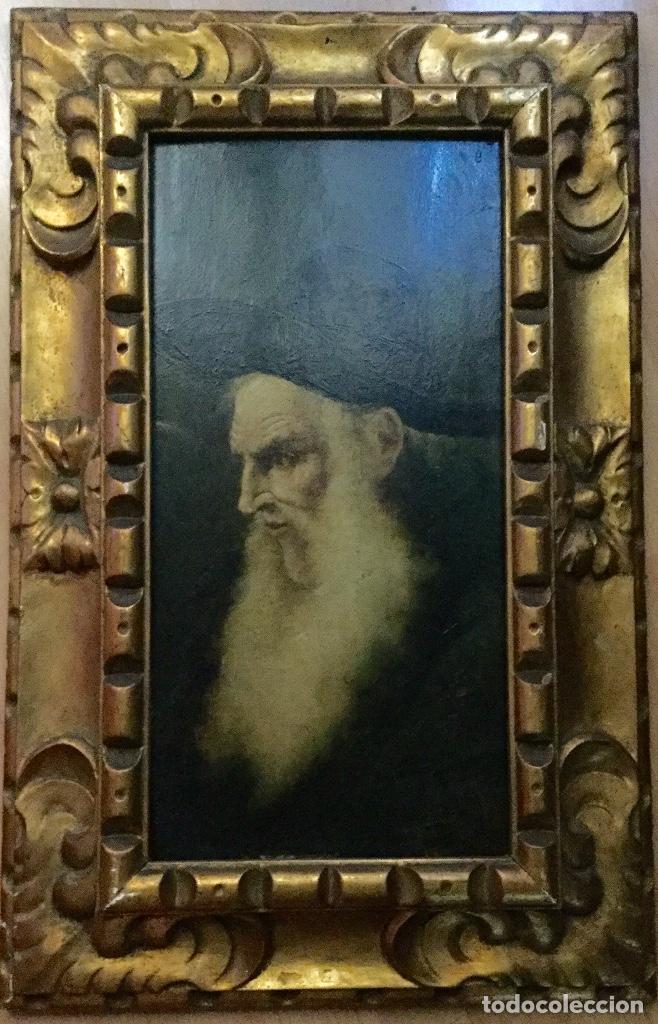 Arte: JOAN BRULL VINYOLES (BCN1863-1912) Magnífico óleo del REPRESENTANTE DEL SIMBOLISMO CATALÁN - Foto 3 - 140770326