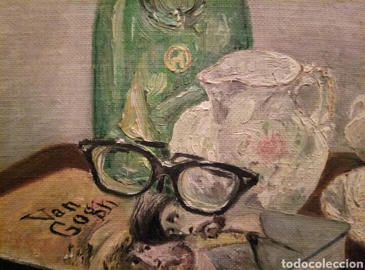 Arte: Escuela Española, óleo sobre tabla - Foto 4 - 140795178