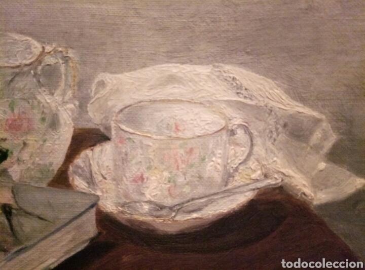 Arte: Escuela Española, óleo sobre tabla - Foto 5 - 140795178