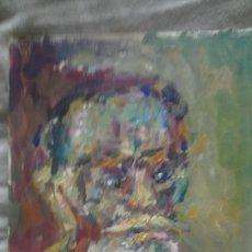 Arte: RETRATO ANTIGUO HOMBRE DE PUEBLO. Lote 140895232