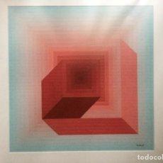 Arte: MANUEL ALCALÁ SÁNCHEZ (GRANADA 1946) OBRA DEL PINTOR. Lote 140902850
