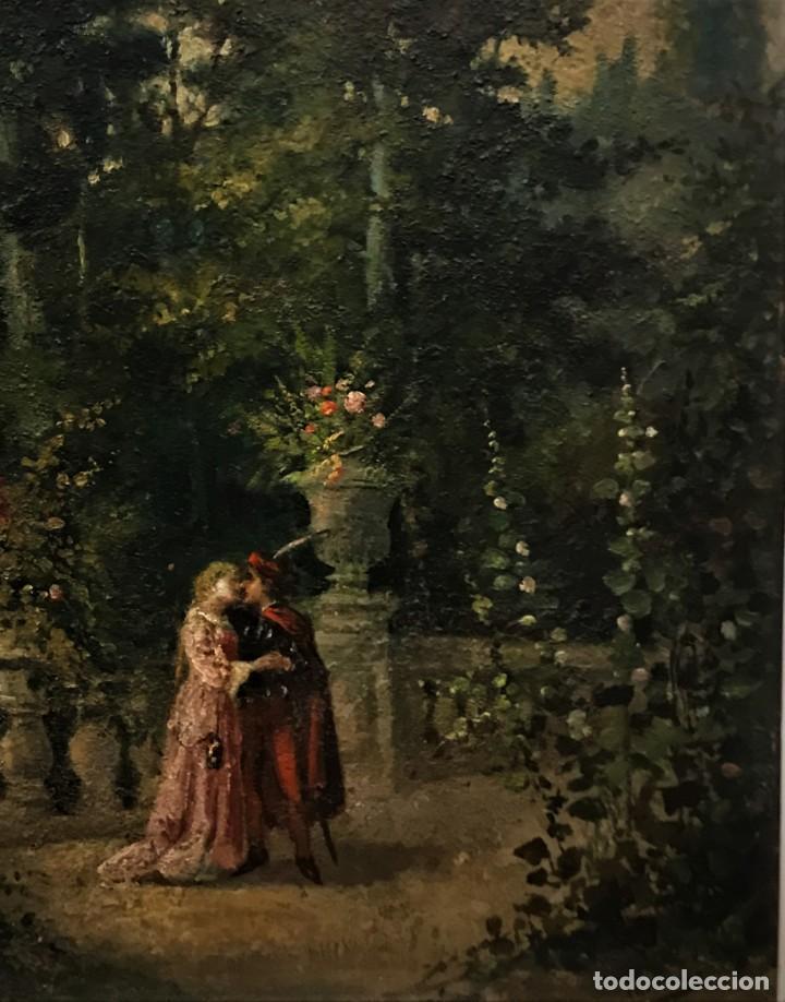 Arte: escena romantica romeo y julieta - Foto 4 - 141117366