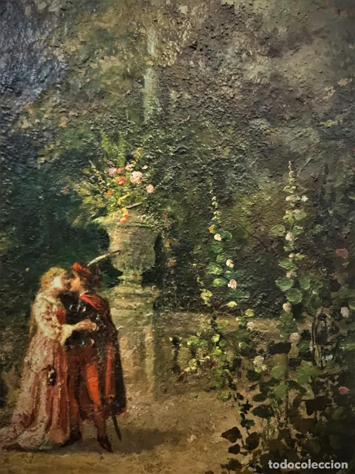 Arte: escena romantica romeo y julieta - Foto 8 - 141117366