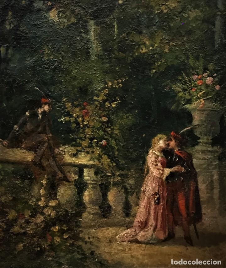 Arte: escena romantica romeo y julieta - Foto 10 - 141117366