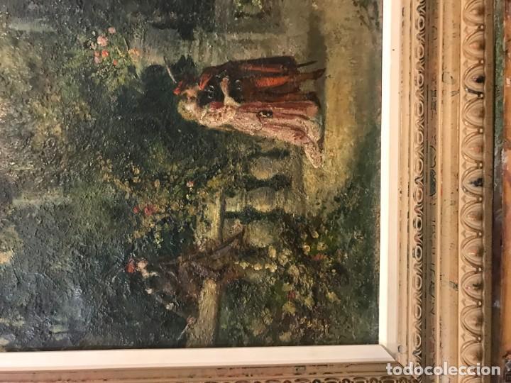Arte: escena romantica romeo y julieta - Foto 16 - 141117366