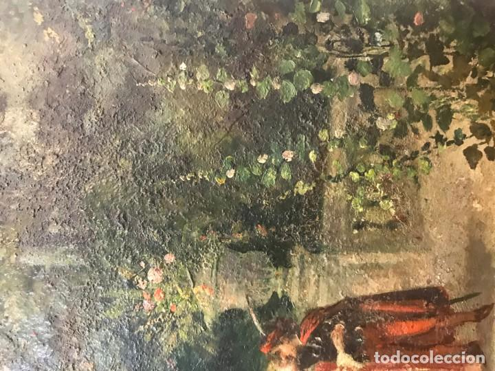 Arte: escena romantica romeo y julieta - Foto 19 - 141117366
