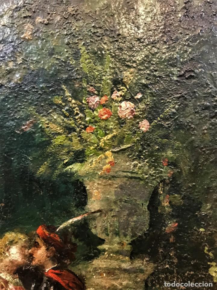 Arte: escena romantica romeo y julieta - Foto 20 - 141117366