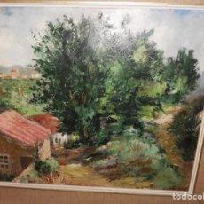 Arte: LOTE DE 53 CUADROS (OPISSO,GRAU-SALA, MATILLA, CODINACH...). Lote 141132172