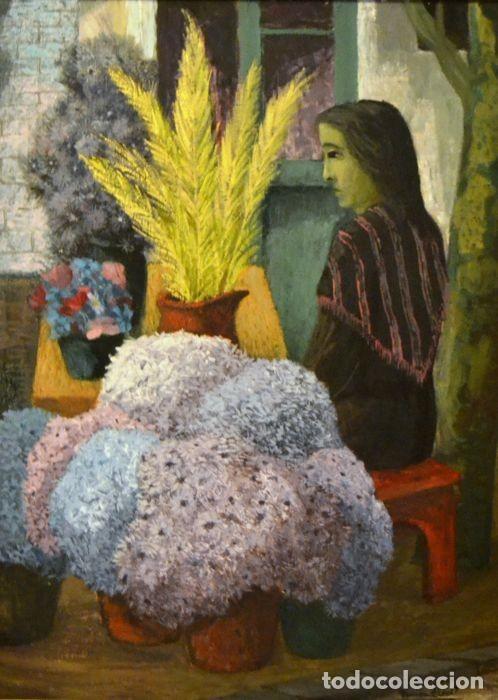 RAMON LLOVET (BARCELONA, 1917 – 1987) (Arte - Pintura - Pintura al Óleo Contemporánea )
