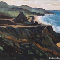 Arte: MIGUEL ZELADA (CORUÑA 1942). CANTEIRA DE BARRAÑAN.. Lote 97198467