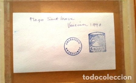 Arte: PINTURA ACUARELA VENECIA DE JOSEP MARFA GUARRO - BARCELONA - - Nº1 A - - Foto 3 - 141519710