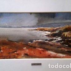 Arte: PINTURA ACUARELA LLANÇA DE JOSEP MARFA GUARRO - BARCELONA - - Nº1 A -. Lote 141521598