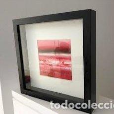Arte: OLEO DE LA PINTORA RIBAS. Lote 141546382