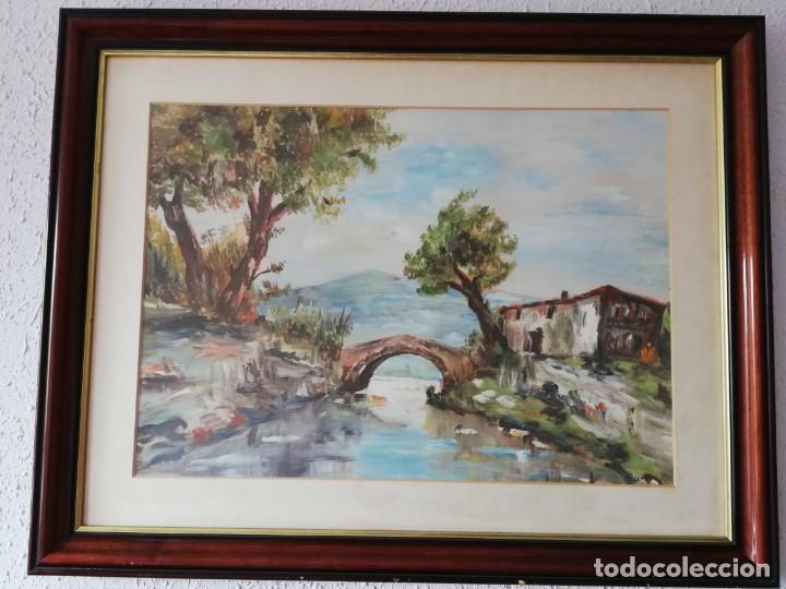 Arte: Pareja de cuadros de paisajes - Foto 3 - 141547866