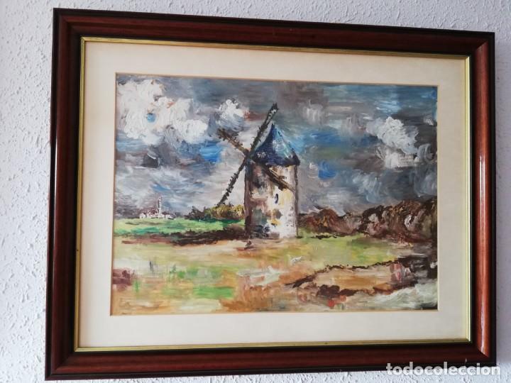 Arte: Pareja de cuadros de paisajes - Foto 4 - 141547866
