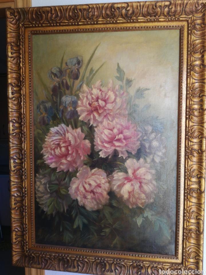 CUADRO (Arte - Pintura - Pintura al Óleo Antigua sin fecha definida)