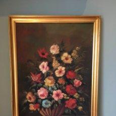 Arte: ÓLEO SOBRE LIENZO 1950. Lote 142039065