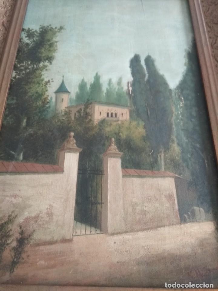 Arte: es una bonita pintura antigua - Foto 7 - 48936051