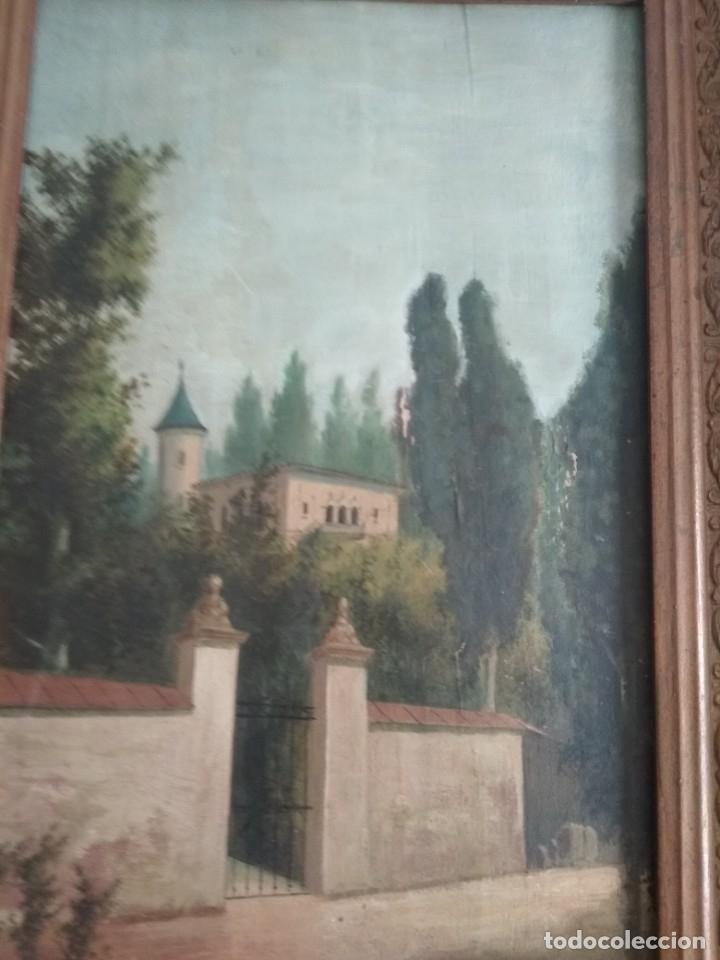 Arte: es una bonita pintura antigua - Foto 9 - 48936051