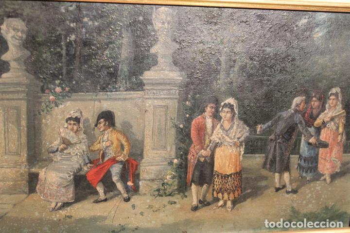 Arte: OLEO SOBRE TABLA - Foto 6 - 142176450