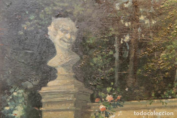 Arte: OLEO SOBRE TABLA - Foto 7 - 142176450