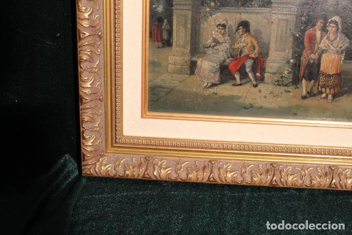 Arte: OLEO SOBRE TABLA - Foto 24 - 142176450