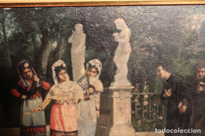 Arte: OLEO SOBRE TABLA - Foto 2 - 142176634