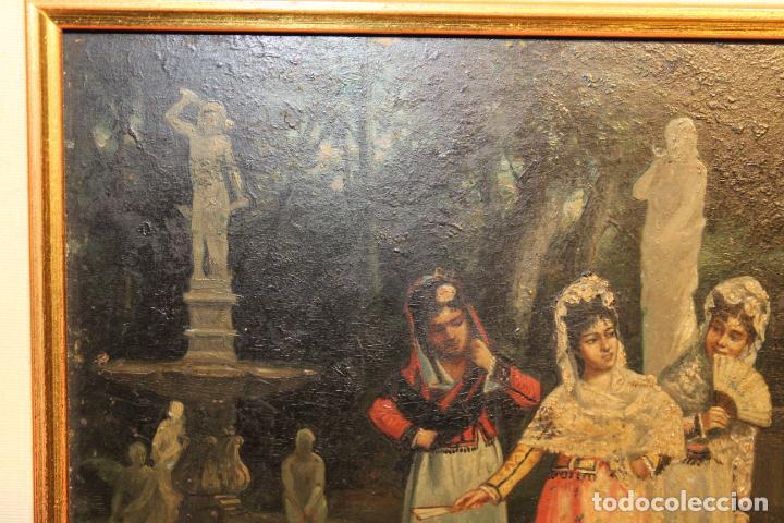 Arte: OLEO SOBRE TABLA - Foto 14 - 142176634