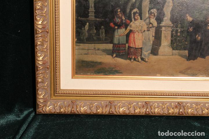 Arte: OLEO SOBRE TABLA - Foto 20 - 142176634