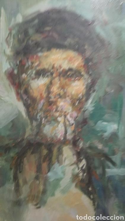 Arte: Gran Retrato (hombre con cigarro) - Foto 2 - 142201576