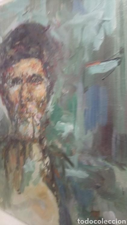 Arte: Gran Retrato (hombre con cigarro) - Foto 3 - 142201576