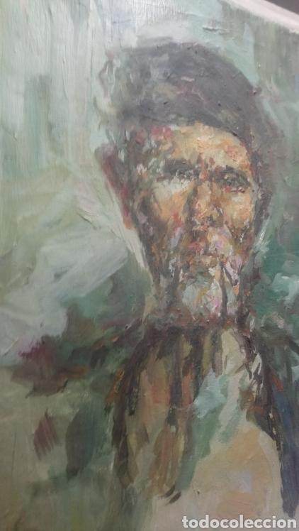 Arte: Gran Retrato (hombre con cigarro) - Foto 4 - 142201576
