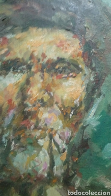 Arte: Gran Retrato (hombre con cigarro) - Foto 5 - 142201576