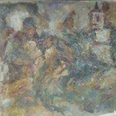 Arte: EN EL CAMPANARIO(GRAN CALIDAD). Lote 142209178