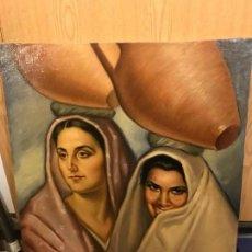 Arte: MUJERES DE MOJACAR, RAFAEL PEÑUELAS. Lote 142261294