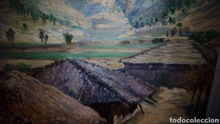 Arte: Oleo sobre lienzo 65 x 54 cm , firmado - Foto 4 - 142327264