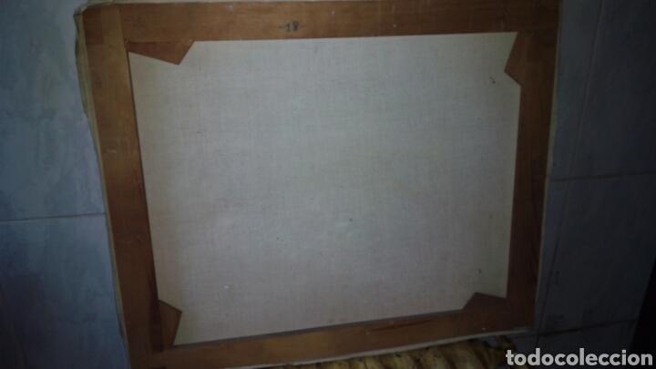 Arte: Oleo sobre lienzo 65 x 54 cm , firmado - Foto 6 - 142327264
