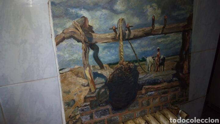 Arte: Oleo sobre lienzo 65 x 54 cm ,Firmado - Foto 2 - 142327681
