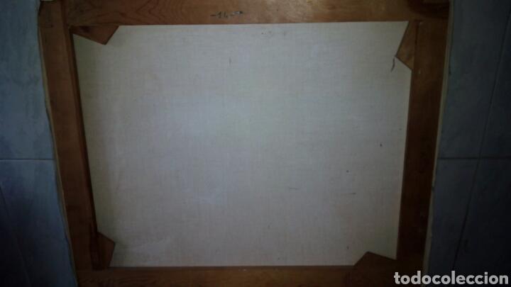 Arte: Oleo sobre lienzo 65 x 54 cm ,Firmado - Foto 6 - 142327681