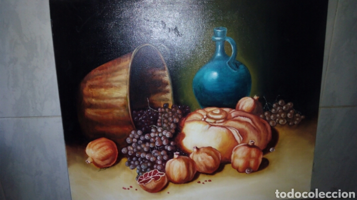 Arte: Oleo sobre lienzo ,65 x 54 , Firmado - Foto 2 - 142327953