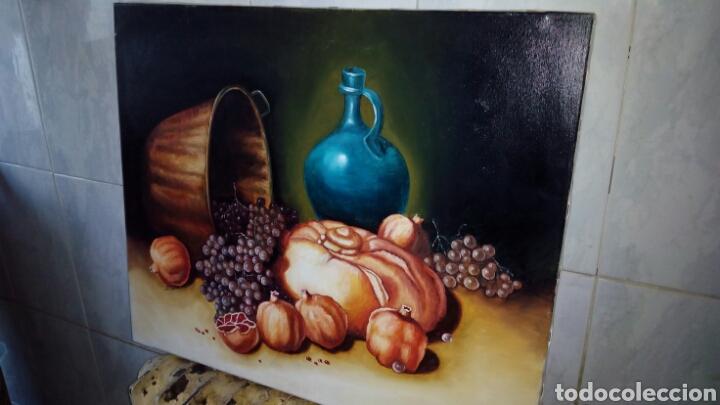 Arte: Oleo sobre lienzo ,65 x 54 , Firmado - Foto 3 - 142327953
