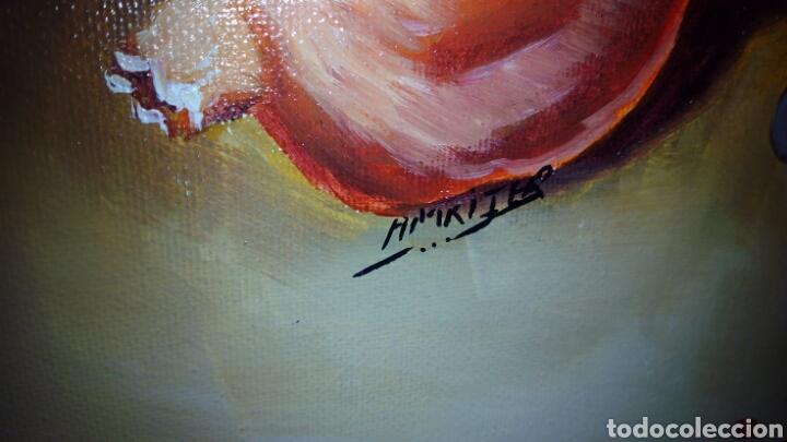 Arte: Oleo sobre lienzo ,65 x 54 , Firmado - Foto 4 - 142327953
