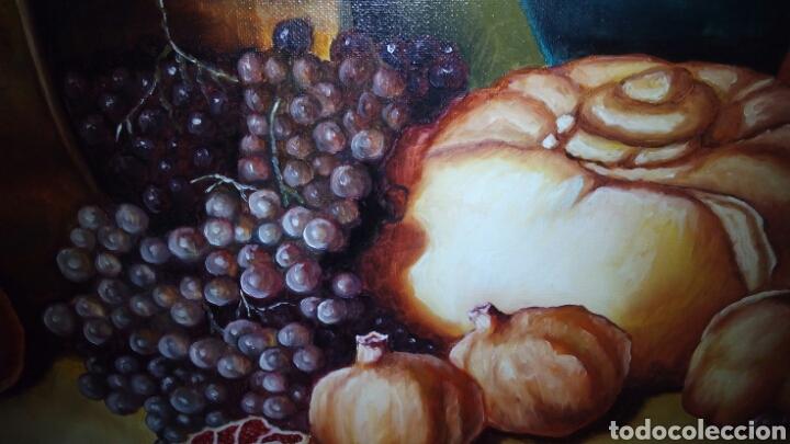 Arte: Oleo sobre lienzo ,65 x 54 , Firmado - Foto 5 - 142327953